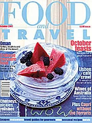 Food & Travel (England) - Fascino Rock