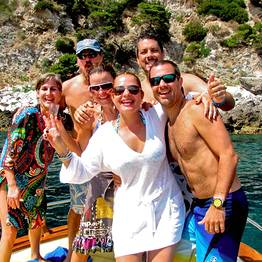 Gianni's Boat - Small Group Full Day Excursion to Capri from Sorrento