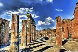 Agenzia Trial Travel - Tour di Pompeii e Wine Tasting vicino al Vesuvio