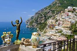 Sorrento Limo - Tour of the Amalfi Coast from Sorrento