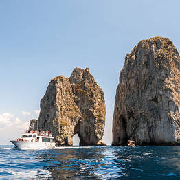 Capri Day Tour - NEW 2017! - BASIC Day Trip Package
