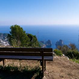 Capri Official Guides - Mount Solaro