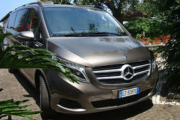 Eurolimo - From Naples to Sorrento in Comfort and Style