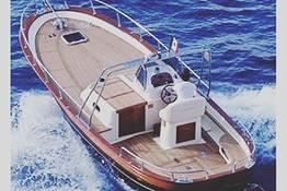 Capri Island Tour - Boat transfer Capri - Costiera Amalfitana (e viceversa)