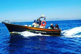 Capri Island Tour - Water taxi Capri - Costiera Amalfitana (e viceversa)