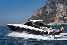 Pegaso Capri Boat Excursion - Escursione privata a Capri e Ischia in motoscafo luxury