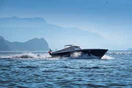 Pegaso Capri Boat Transfers - Transfer barco de luxo Sorrento a Capri - ida ou volta